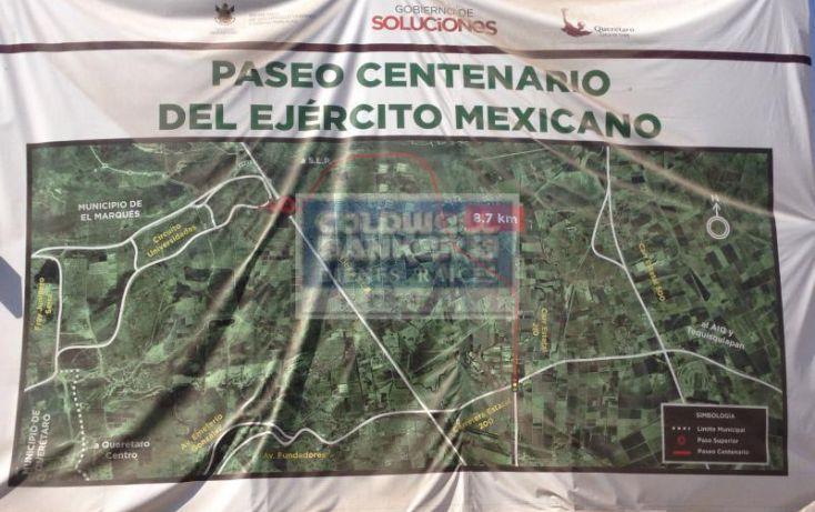 Foto de terreno habitacional en venta en camino saldarriaga a los hroes, los héroes, el marqués, querétaro, 457380 no 04