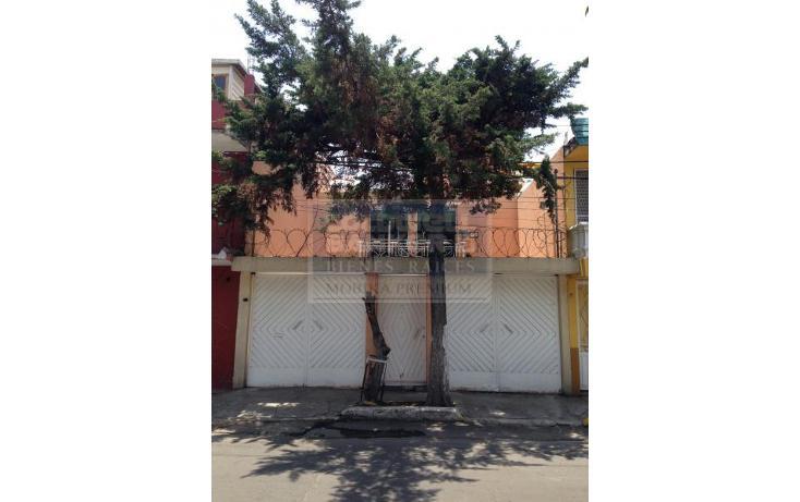 Foto de casa en venta en camino sur 115, campestre aragón, gustavo a. madero, distrito federal, 589939 No. 01