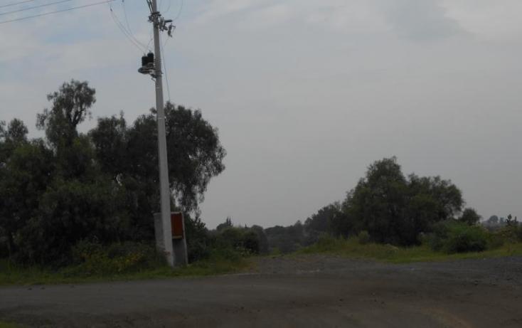 Foto de terreno habitacional en venta en camino temamatla viveros 018, campo militar  37 b, temamatla, estado de méxico, 551824 no 06