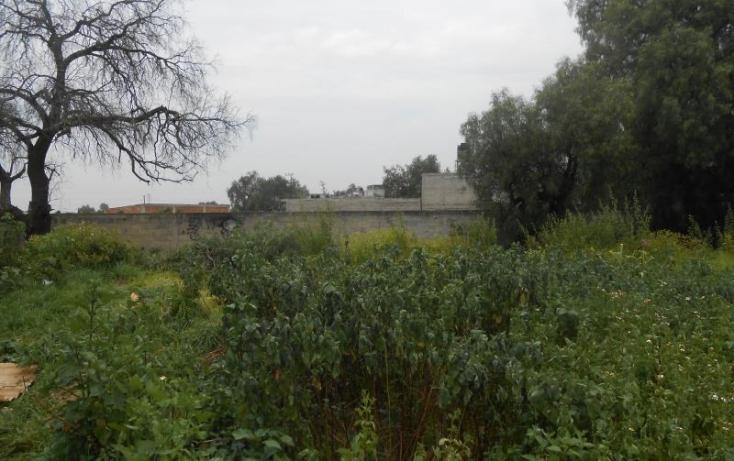 Foto de terreno habitacional en venta en camino temamatla viveros 018, campo militar  37 b, temamatla, estado de méxico, 551824 no 11