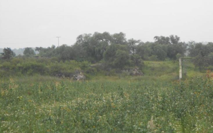 Foto de terreno habitacional en venta en camino temamatla viveros 018, campo militar  37 b, temamatla, estado de méxico, 551824 no 12
