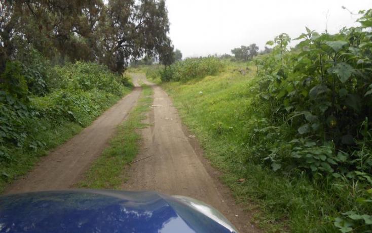 Foto de terreno habitacional en venta en camino temamatla viveros 018, campo militar  37 b, temamatla, estado de méxico, 551824 no 14