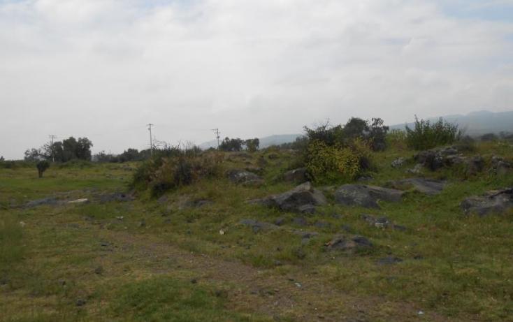 Foto de terreno habitacional en venta en camino temamatla viveros 018, campo militar  37 b, temamatla, estado de méxico, 551824 no 26