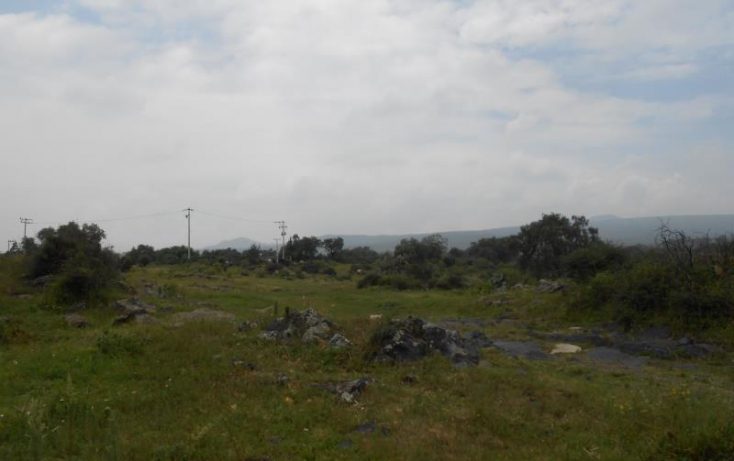 Foto de terreno habitacional en venta en camino temamatla viveros 018, campo militar  37 b, temamatla, estado de méxico, 551824 no 27