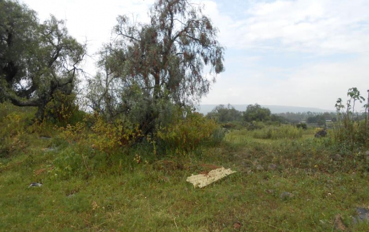 Foto de terreno habitacional en venta en camino temamatla viveros 018, campo militar  37 b, temamatla, estado de méxico, 551824 no 33