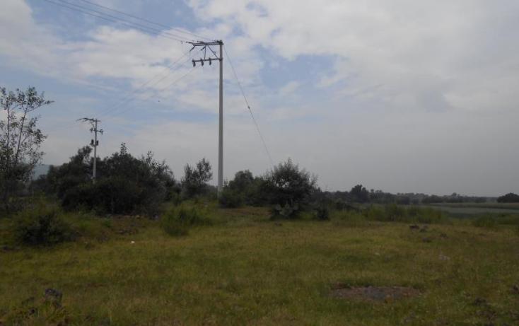 Foto de terreno habitacional en venta en camino temamatla viveros 018, campo militar  37 b, temamatla, estado de méxico, 551824 no 35