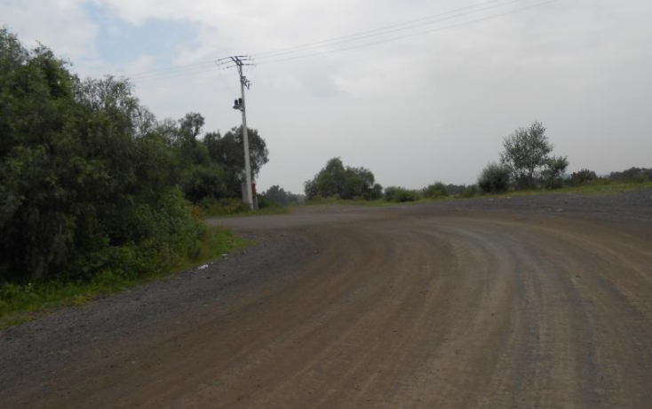 Foto de terreno habitacional en venta en camino temamatla viveros 018, campo militar  37 b, temamatla, estado de méxico, 551824 no 37