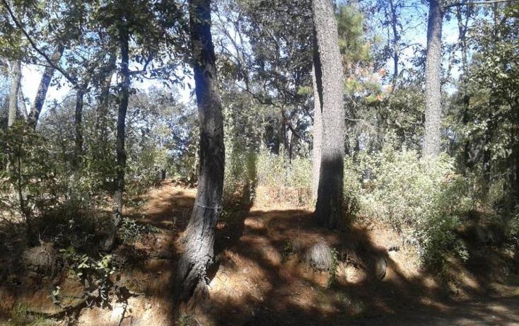 Foto de terreno habitacional en venta en camino vecinal 0, loma alta, villa del carb?n, m?xico, 1527222 No. 06