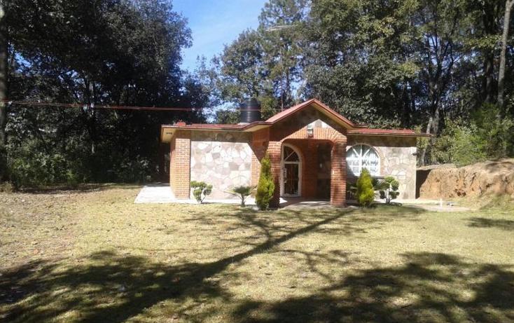 Foto de terreno habitacional en venta en camino vecinal 0, loma alta, villa del carb?n, m?xico, 1527222 No. 07