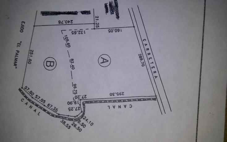 Foto de terreno habitacional en venta en camino vecinal la piedra 2da 1.7km de carretera federal 6, cunduacan centro, cunduacán, tabasco, 516855 No. 04