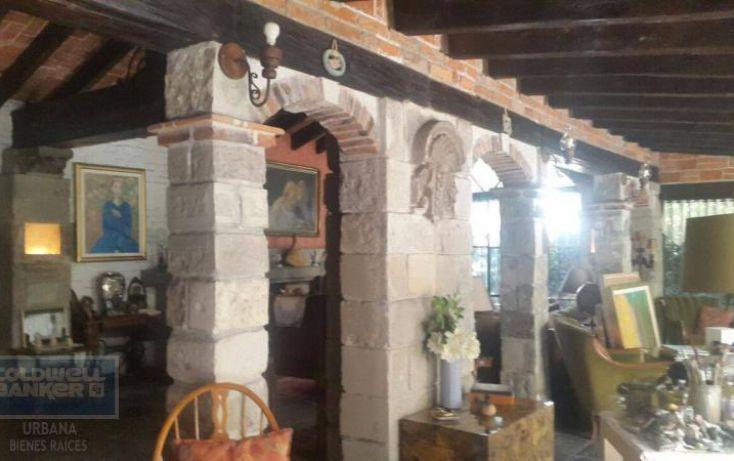 Foto de casa en venta en camino viejo a san pedro martir 30, la joya, tlalpan, df, 1743749 no 02