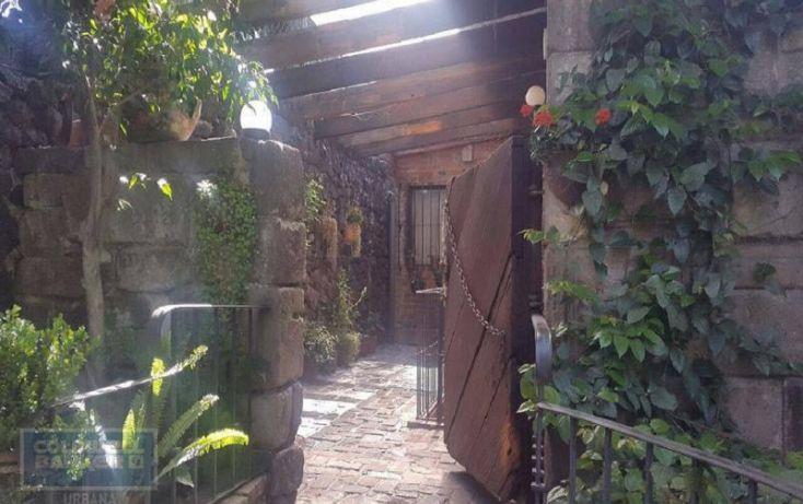 Foto de casa en venta en camino viejo a san pedro martir 30, la joya, tlalpan, df, 1743749 no 04