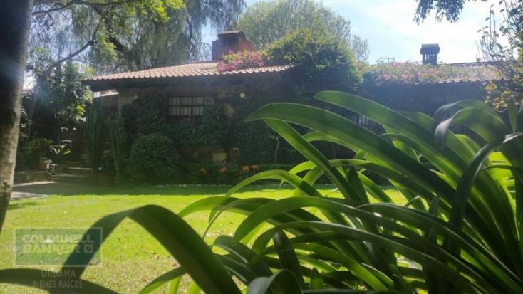 Foto de casa en venta en  30, la joya, tlalpan, distrito federal, 1743749 No. 01