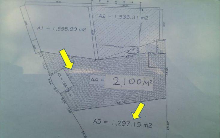 Foto de terreno industrial en venta en camino viejo a tesistan 500, la magdalena, zapopan, jalisco, 1735730 no 06