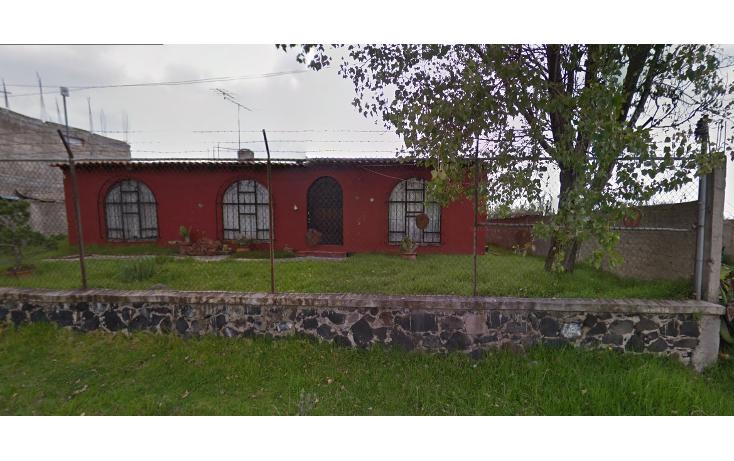 Foto de casa en venta en camino viejo a tlacotepec , capultitlán, toluca, méxico, 1871770 No. 02