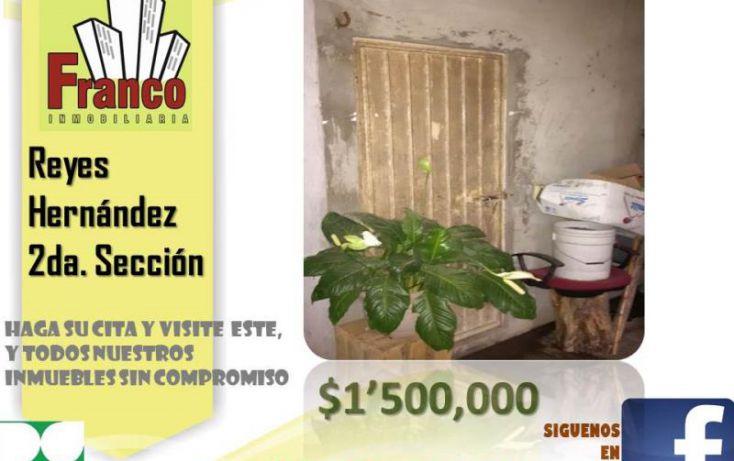 Foto de casa en venta en camino viejo, cap reyes hernandez 2a secc, comalcalco, tabasco, 1436997 no 03