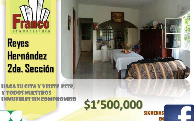 Foto de casa en venta en camino viejo, cap reyes hernandez 2a secc, comalcalco, tabasco, 1436997 no 04