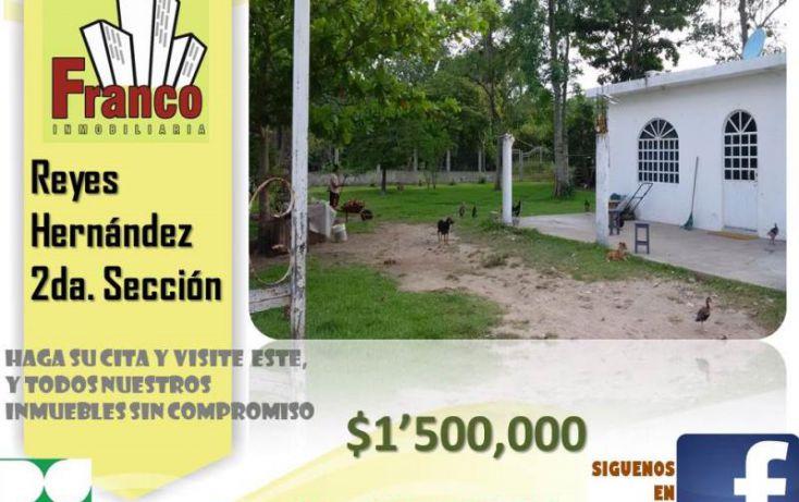 Foto de casa en venta en camino viejo, cap reyes hernandez 2a secc, comalcalco, tabasco, 1436997 no 05