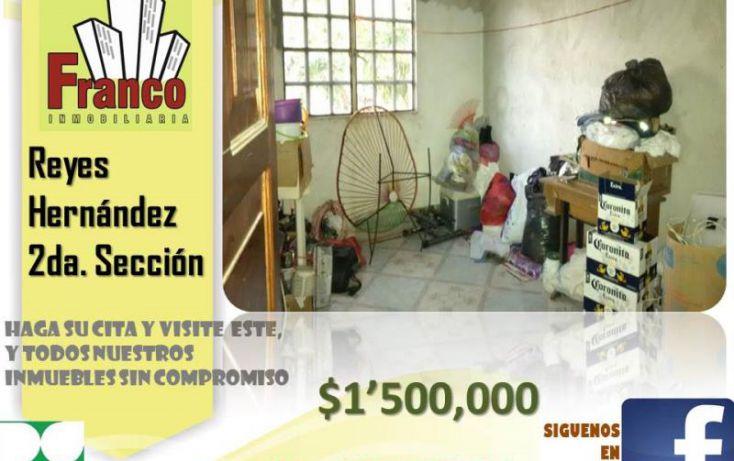Foto de casa en venta en camino viejo, cap reyes hernandez 2a secc, comalcalco, tabasco, 1436997 no 06
