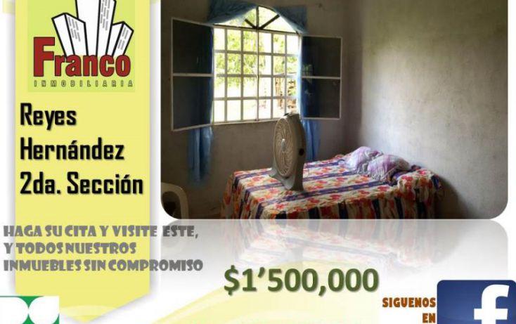 Foto de casa en venta en camino viejo, cap reyes hernandez 2a secc, comalcalco, tabasco, 1436997 no 07