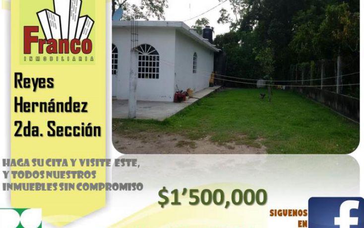 Foto de casa en venta en camino viejo, cap reyes hernandez 2a secc, comalcalco, tabasco, 1436997 no 08