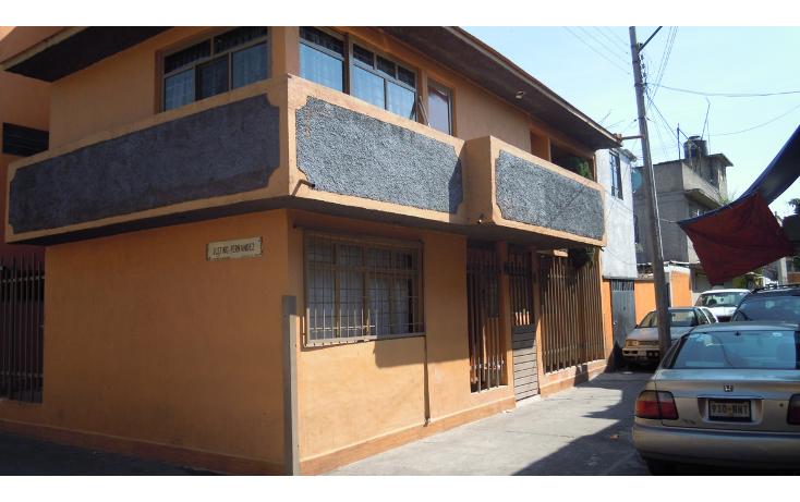 Foto de casa en venta en  , campamento 2 de octubre, iztacalco, distrito federal, 1871396 No. 01