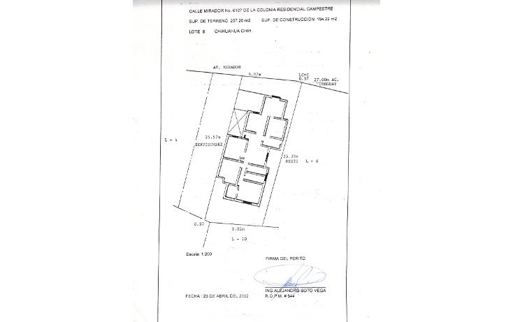 Foto de casa en venta en  , campanario ii, chihuahua, chihuahua, 1233959 No. 13