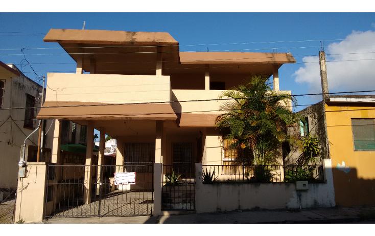 Foto de casa en venta en  , campbell, tampico, tamaulipas, 1353909 No. 01