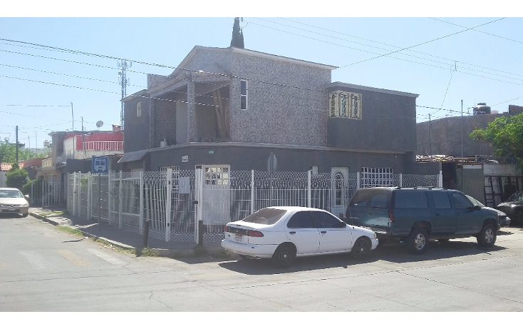 Foto de casa en venta en  , campesina, chihuahua, chihuahua, 1819312 No. 01