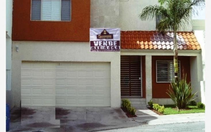 Foto de casa en venta en, campesina, chihuahua, chihuahua, 519813 no 01