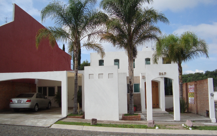 Foto de casa en venta en  , campestre 1a. secci?n, aguascalientes, aguascalientes, 1100275 No. 01