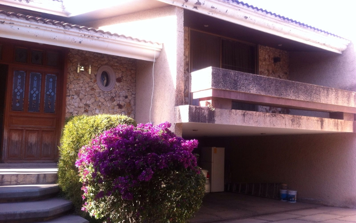 Foto de casa en venta en  , campestre 1a. sección, aguascalientes, aguascalientes, 1691170 No. 01