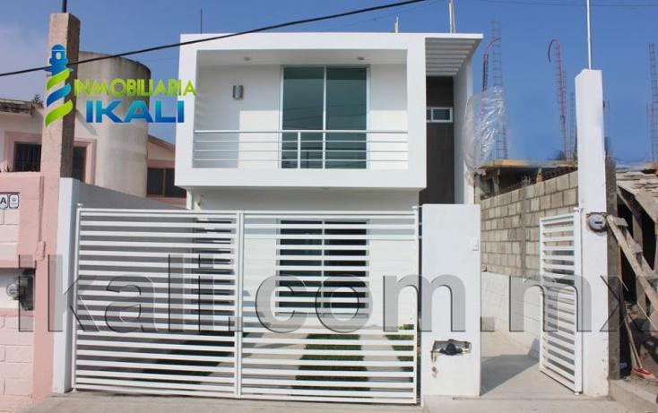 Foto de casa en venta en caoba , campestre alborada, tuxpan, veracruz de ignacio de la llave, 897673 No. 01