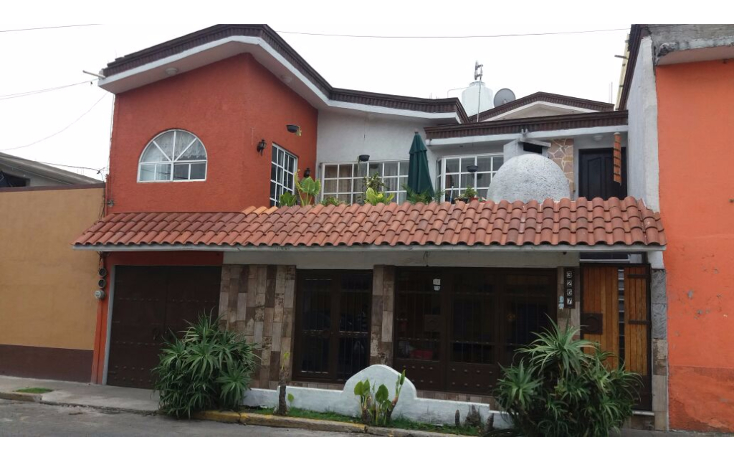 Foto de casa en venta en  , campestre arag?n, gustavo a. madero, distrito federal, 1057201 No. 01