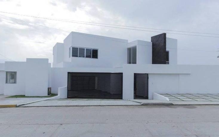 Foto de casa en venta en  , campestre arenal, tuxtla gutiérrez, chiapas, 1506643 No. 01
