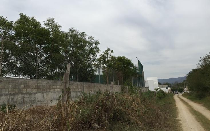 Foto de terreno habitacional en venta en  , campestre arenal, tuxtla gutiérrez, chiapas, 1636224 No. 04