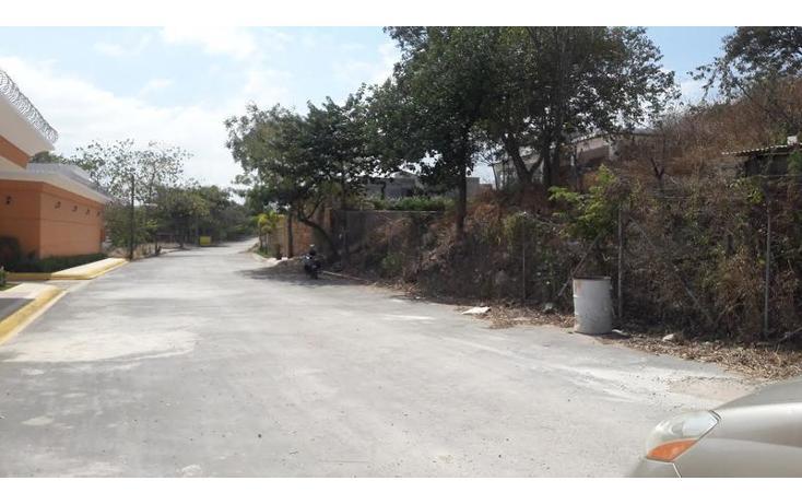 Foto de terreno habitacional en venta en  , campestre arenal, tuxtla gutiérrez, chiapas, 1638996 No. 02