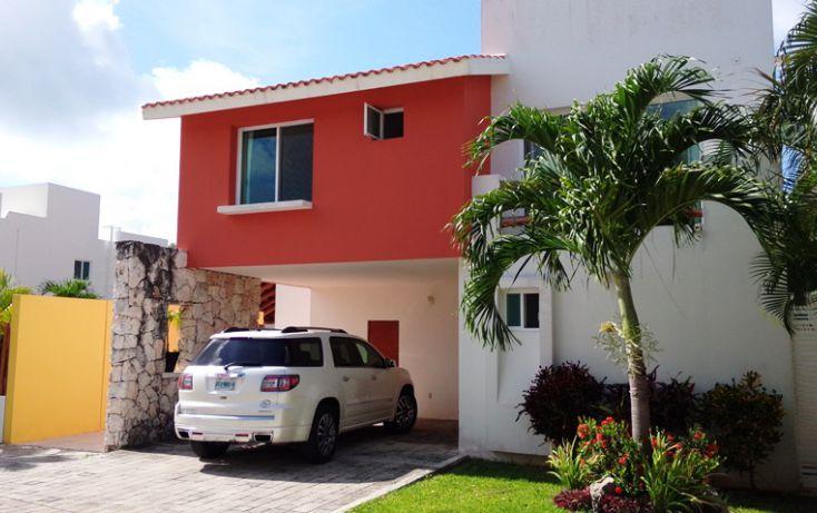 Foto de casa en renta en, campestre, benito juárez, quintana roo, 1048947 no 01