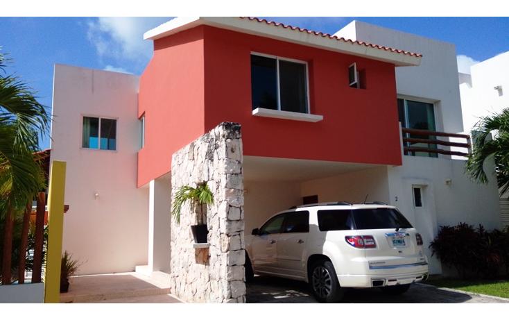 Foto de casa en renta en  , campestre, benito ju?rez, quintana roo, 1048947 No. 03