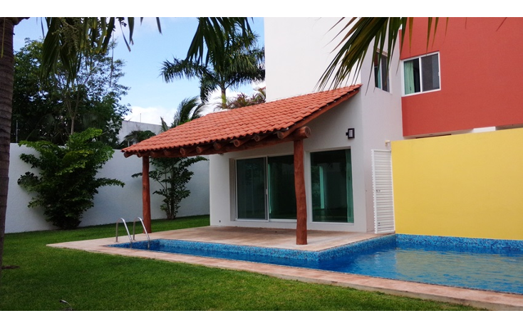 Foto de casa en renta en  , campestre, benito ju?rez, quintana roo, 1048947 No. 07