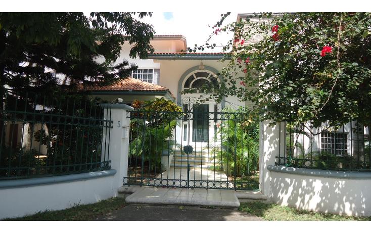 Foto de casa en venta en  , campestre, benito juárez, quintana roo, 1135565 No. 01