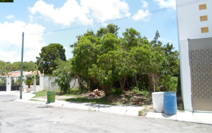 Foto de terreno habitacional en venta en  , campestre, benito ju?rez, quintana roo, 1286023 No. 01