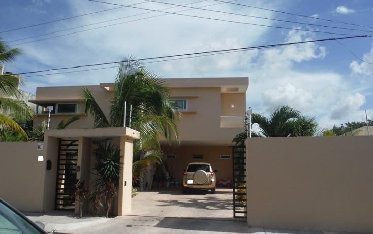 Foto de casa en venta en  , campestre, benito juárez, quintana roo, 1298383 No. 01