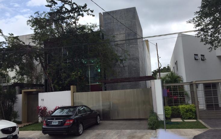 Foto de casa en venta en  , campestre, benito ju?rez, quintana roo, 1694794 No. 01