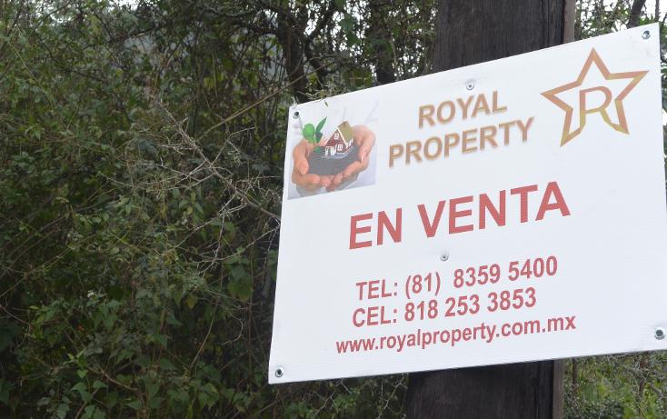 Foto de terreno habitacional en venta en  , campestre bugambilias, monterrey, nuevo león, 1253407 No. 03