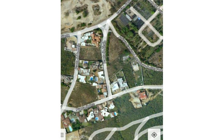 Foto de terreno habitacional en venta en  , campestre bugambilias, monterrey, nuevo león, 1290193 No. 04