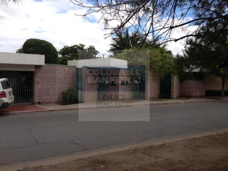 Foto de casa en venta en  , campestre, juárez, chihuahua, 1540471 No. 01