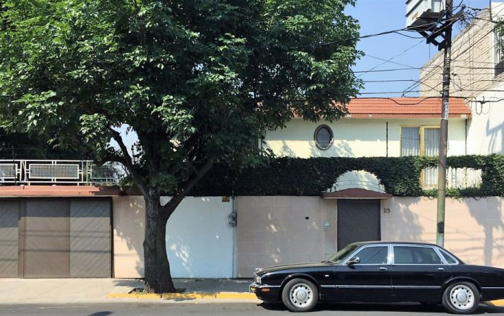 Foto de casa en renta en, campestre churubusco, coyoacán, df, 1829002 no 01