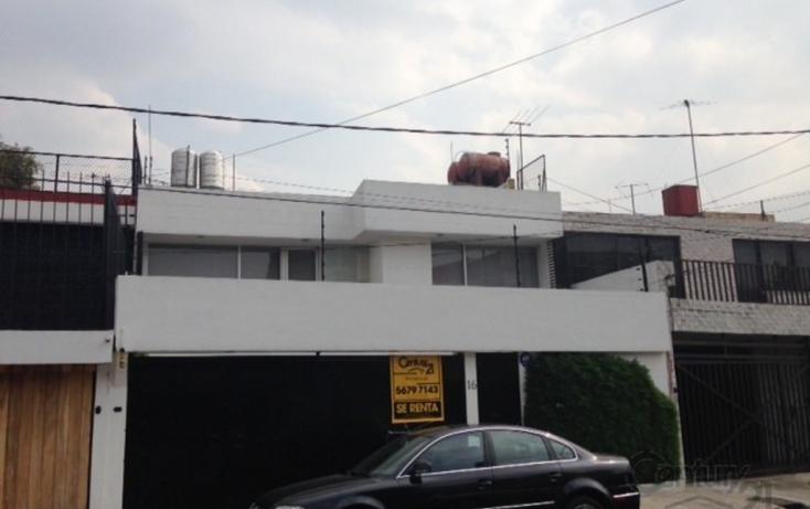 Casa en campestre churubusco en renta id 634748 for Casas en renta df
