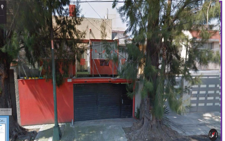 Foto de casa en venta en  , campestre churubusco, coyoacán, distrito federal, 1547950 No. 01